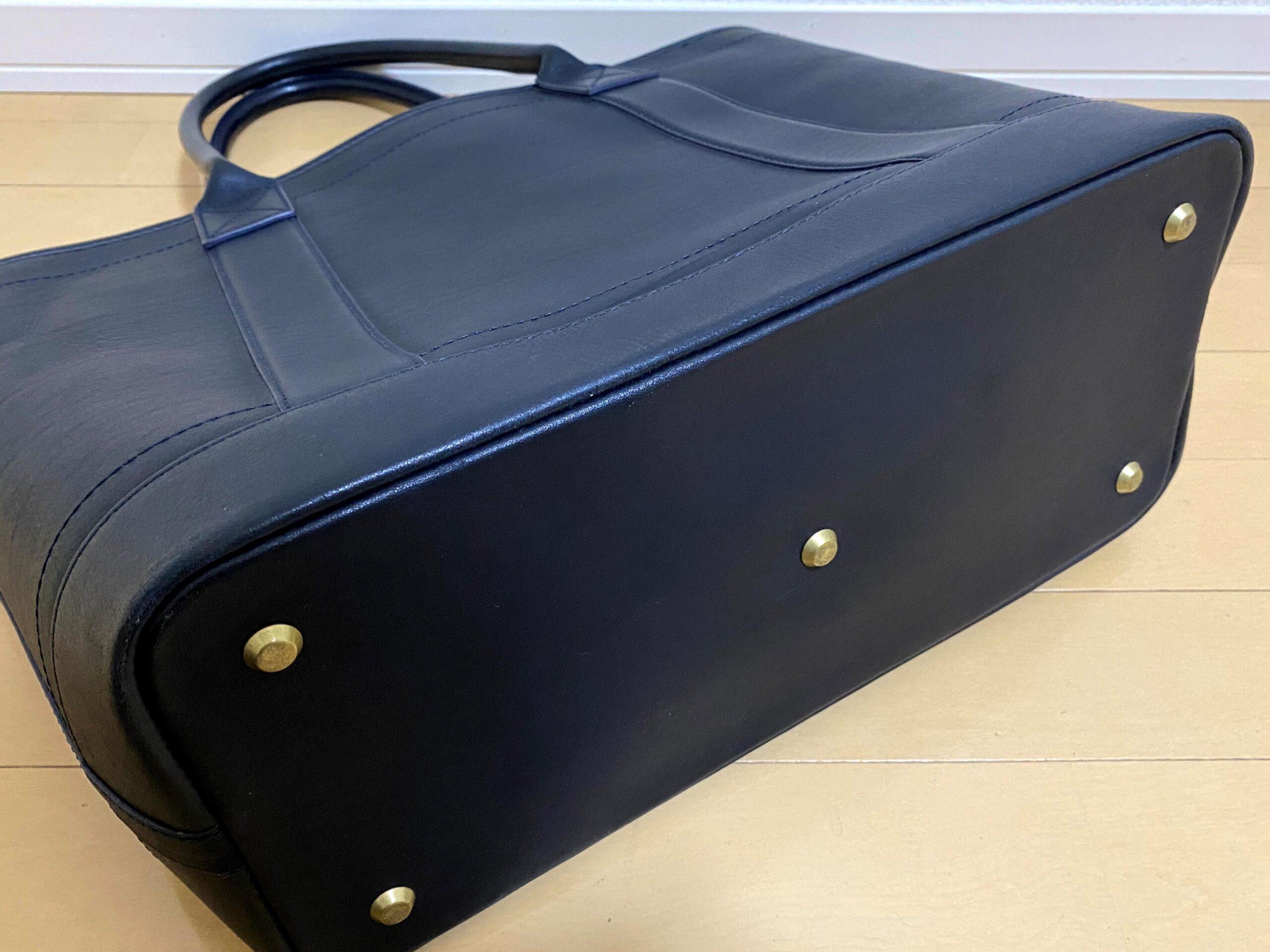 土屋鞄のビークルラージストックトート